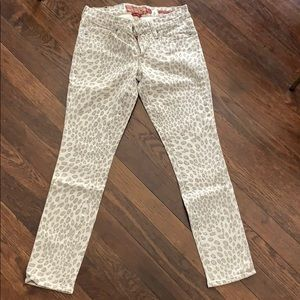 Lucky Skinny Jeans, size 26